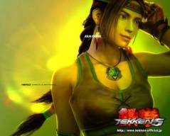 Julia Chang (Tekken 5)